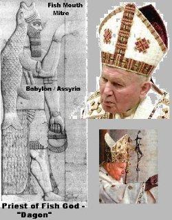 nazi crosses bent cross upside cross eye satan reverse dollar