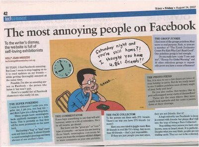 Top 10 Reasons Why Facebook is Overrated